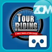 투어라이딩VR for ZOM icon