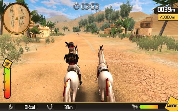 ELPONY Racing 3D apk screenshot