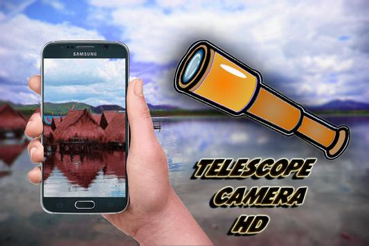 Zoom Telescope Pro 2018 apk screenshot