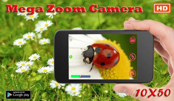 8K Mega Zoom Camera UHD screenshot 5