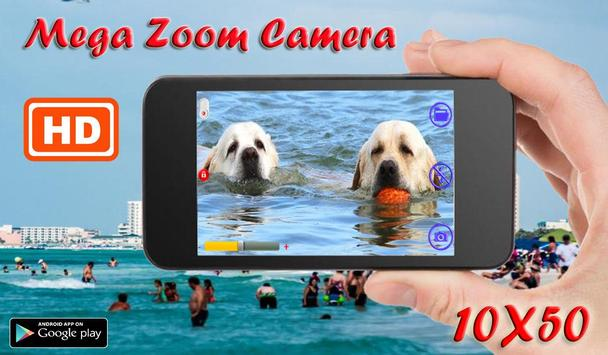 8K Mega Zoom Camera UHD screenshot 6