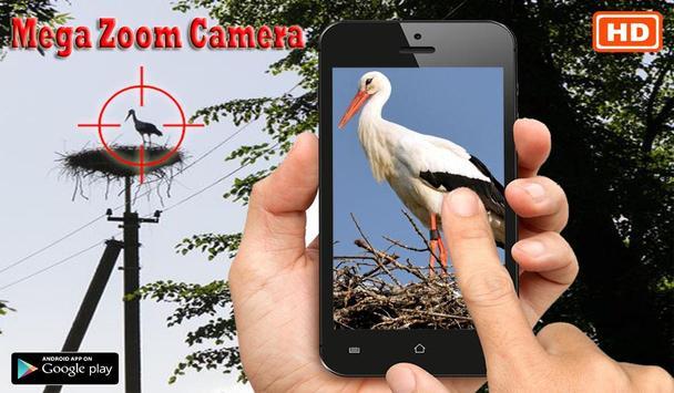 8K Mega Zoom Camera UHD screenshot 1
