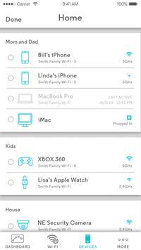 Motorola MR1900 screenshot 2