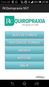 RC Quiropraxia screenshot 1