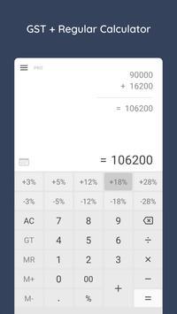 GST Calculator Pro poster