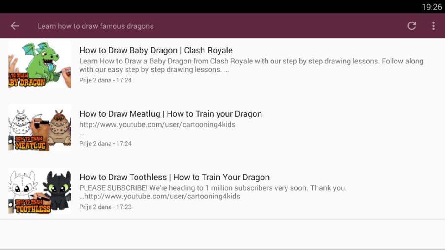 How To Draw Popular Dragons For Android Apk Download
