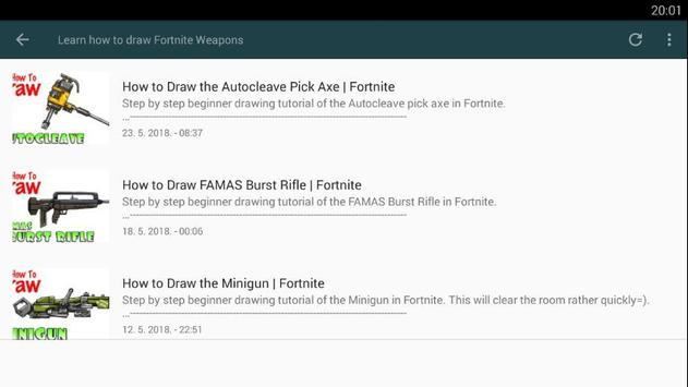 How To Draw Fortnite Weapons For Android Apk Download