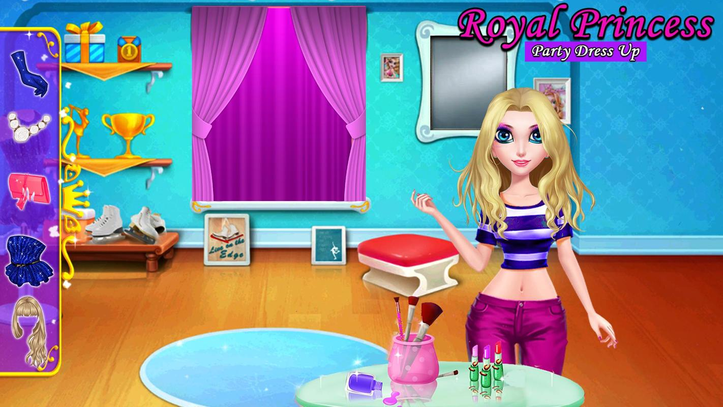 Royal Princess Party Dress up Games for Girls for Android - APK Download