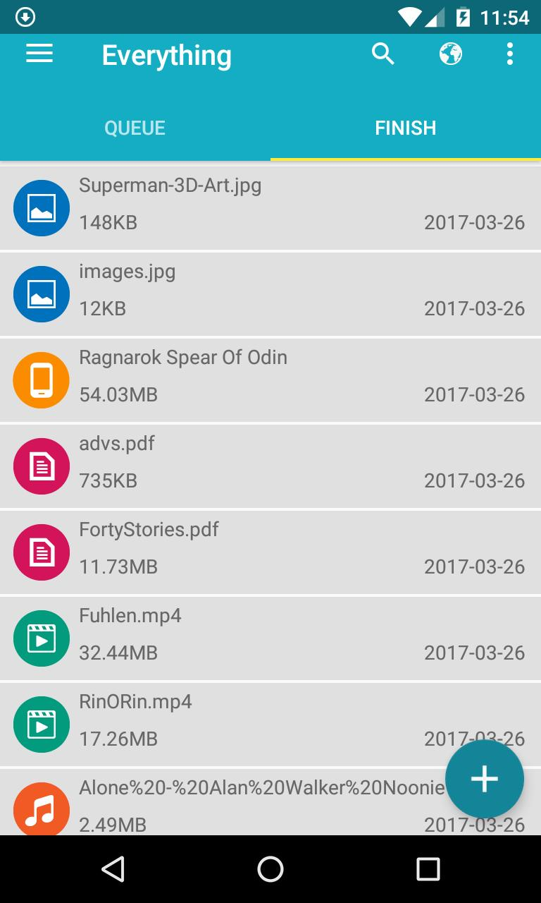 Download Accelerator Manager for Android - APK Download