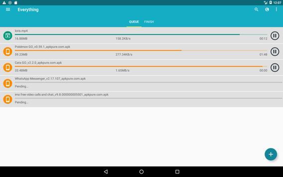Download Accelerator Manager screenshot 10