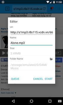 Download Accelerator Manager screenshot 3