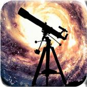 Zoom Lens Telescope icon
