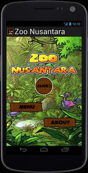 Zoo Nusantara poster