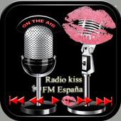 Radio kiss fm españa icon