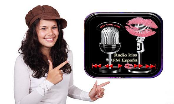 Radio kiss fm españa screenshot 2