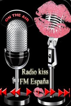 Radio kiss fm españa screenshot 5
