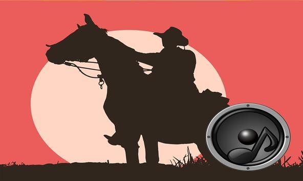 Cowboy sounds poster