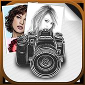 Sketch Camera icon