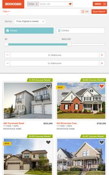Zoocasa, Free Real Estate App screenshot 11