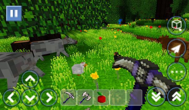 Zoo Craft - Animals & Building apk screenshot