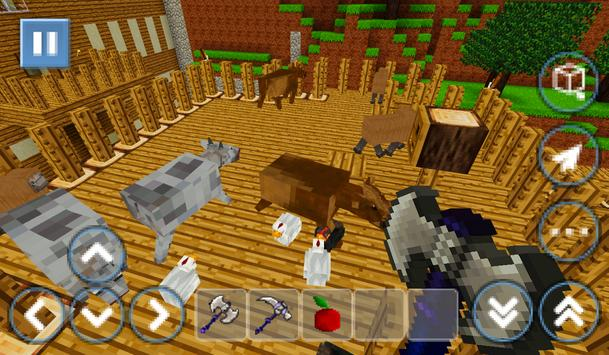 Zoo Craft - Animals & Building poster