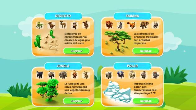 ZOO EVOLUTION GRATIS apk screenshot