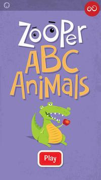 Zooper ABC Animals LITE poster
