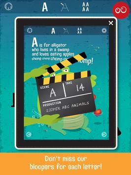 Zooper ABC Animals LITE apk screenshot