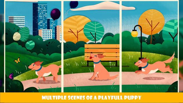 Puppy Dog Wallpapers apk screenshot