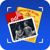 Quick Scanner: PDF, Photos & Docs Scan icon
