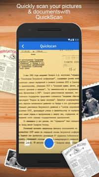 Quick Scanner: PDF, Photos & Docs Scan poster