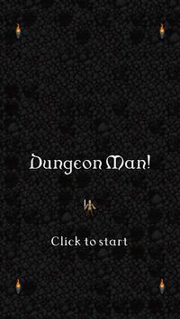 Dungeon Man poster