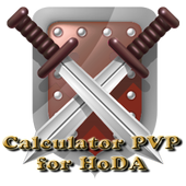 Calculator for Heroes of DA icon