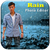 Rain Photo Frames 2018 icon