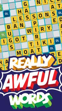Really Awful Words poster