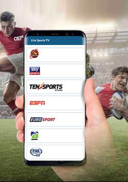 Sports Live TV screenshot 8