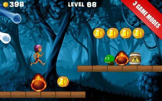 Jungle Crush Rush Man Run apk screenshot