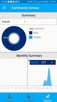 Community Census apk screenshot