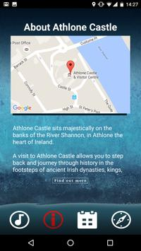 Athlone Castle poster