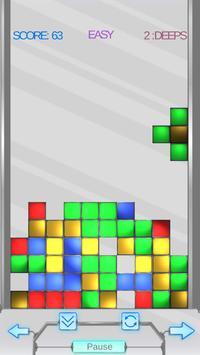 Block Jigsaw poster