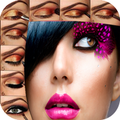 makeup fast training icon