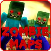 Zombie Apocalypse Minecraft MCPE Maps icon