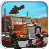Zombie Road Death Racer icon