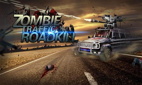 Zombie Road Death Racer poster