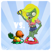 Zombie vs. Little Plant icon