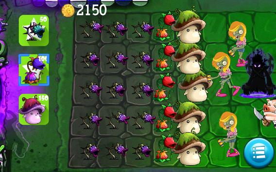 Zombie vs. Little Plant screenshot 5