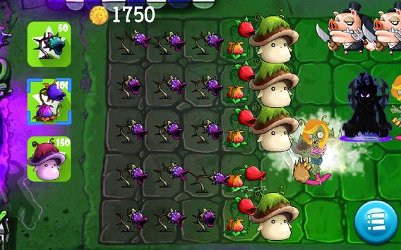 Zombie vs. Little Plant screenshot 1