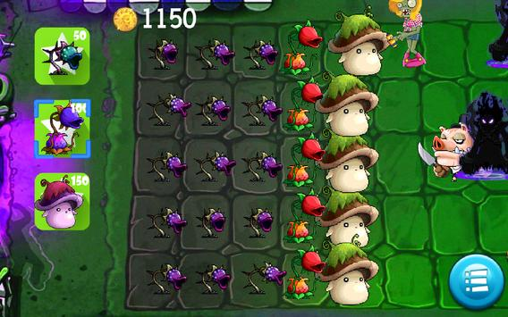 Zombie vs. Little Plant screenshot 3