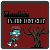 Zombie in The Lost City icon