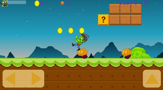 Angry Zombie Adventures Classic apk screenshot